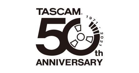 Tascam feiert 50-jähriges Jubiläum