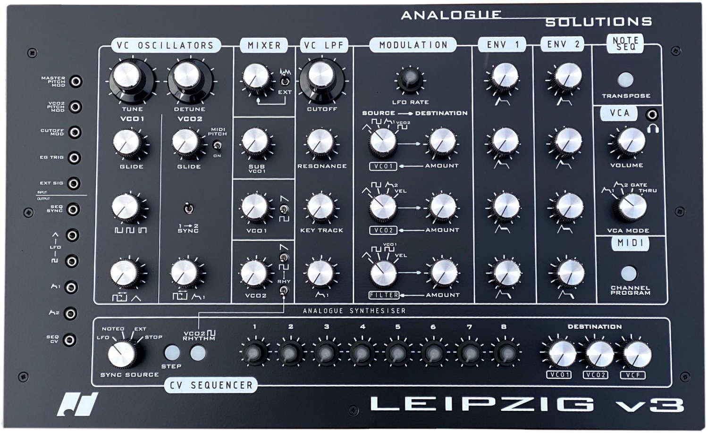 Analogue Solutions Leipzig V3 verfügbar