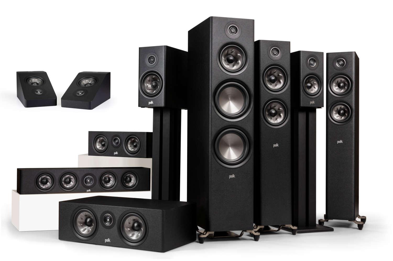 Polk Audio präsentiert neue Reserve-Lautsprecherserie