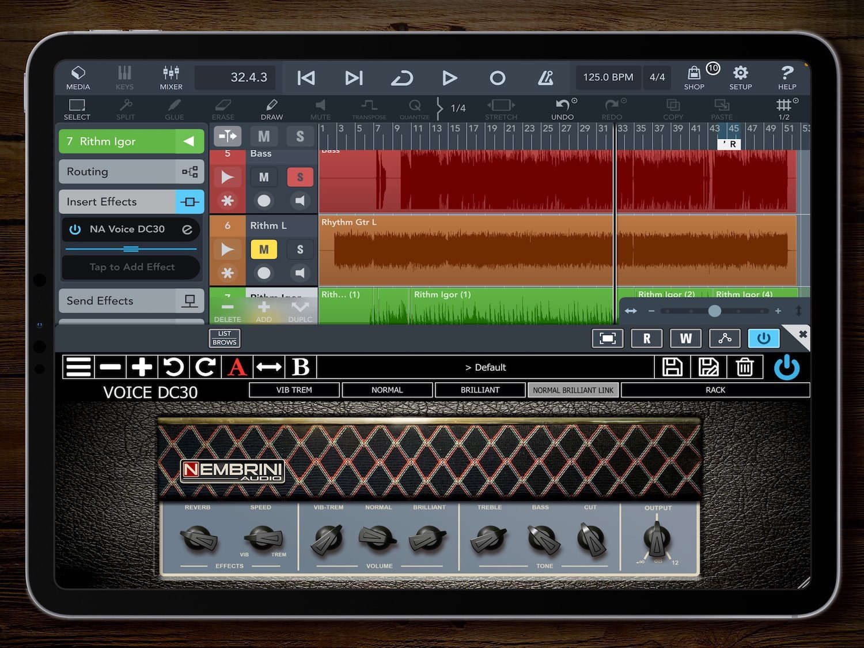 Nembrini Audio Voice DC30 verfügbar