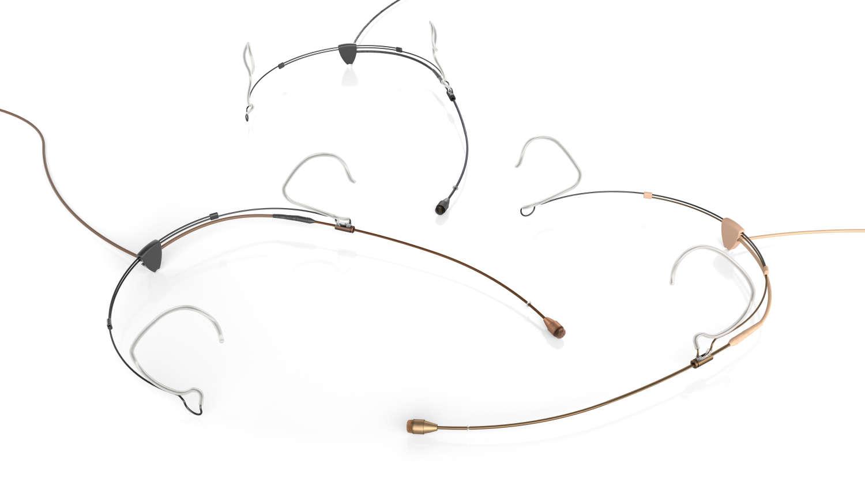 DPA Microphones kündigt 4466 Core Kugel- und 4488 Core Nieren-Headsets an