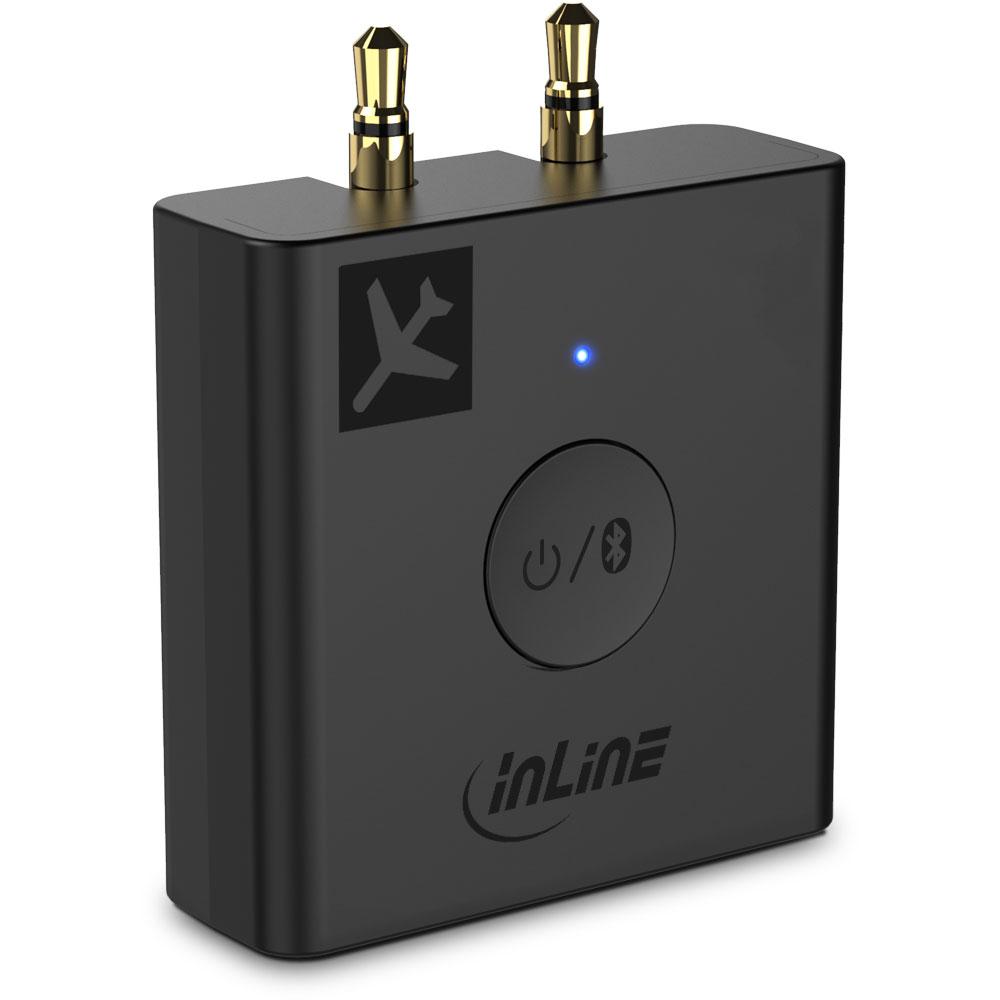 InLine präsentiert Bluetooth Audio-Adapter