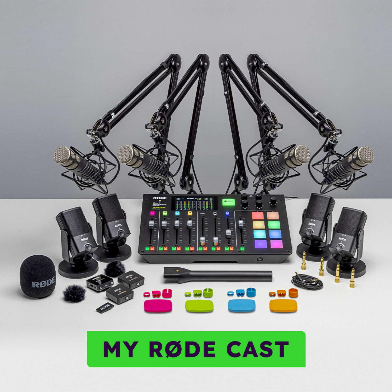 My RØDE Cast: Podcast-Wettbewerb in dritter Auflage