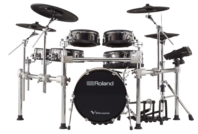 Roland präsentiert neue V-Drum Kits mit TD-50X Modul & VH-14D Digital Hi-Hat