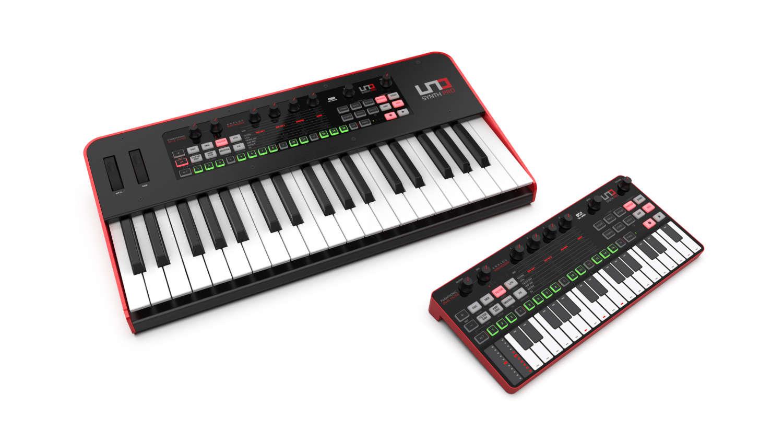 IK Multimedia Uno Synth Pro & Uno Synth Pro Desktop verfügbar