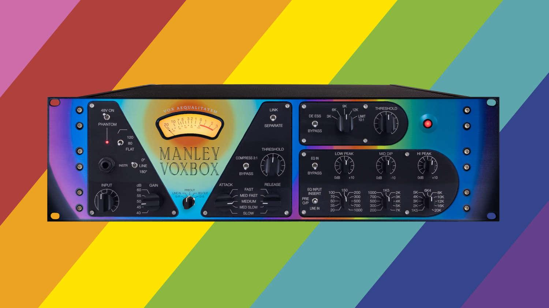 Manley präsentiert VOXBOX 2021 Pride Edition