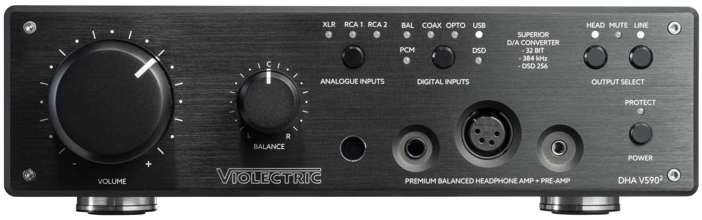 Violectric präsentiert DHA V590² und DHA V380²