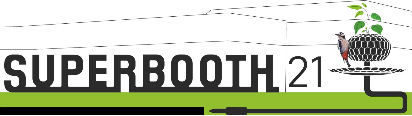 Superbooth 2021 vom 15. bis 18. September im FEZ Berlin