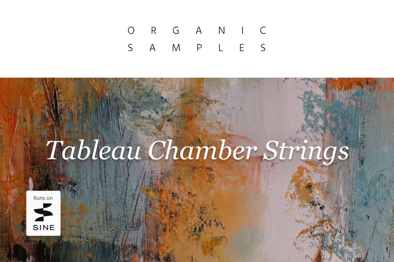 Orchestral Tools Tableau Chamber Strings verfügbar
