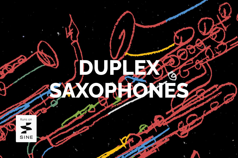 Orchestral Tools veröffentlicht Duplex Saxophones
