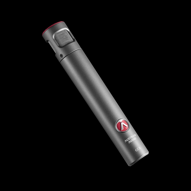CC8 – Austrian Audio kündigt neues Kleinmembran-Kondensatormikrofon an