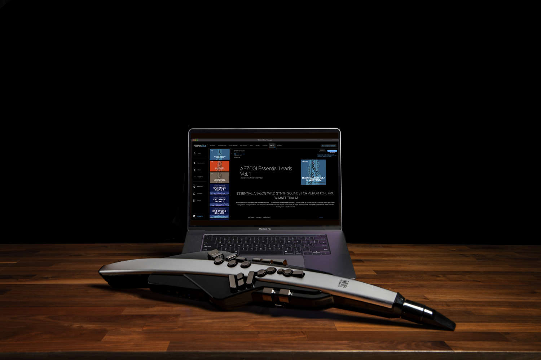 Roland Aerophone Pro 2.0 Update verfügbar
