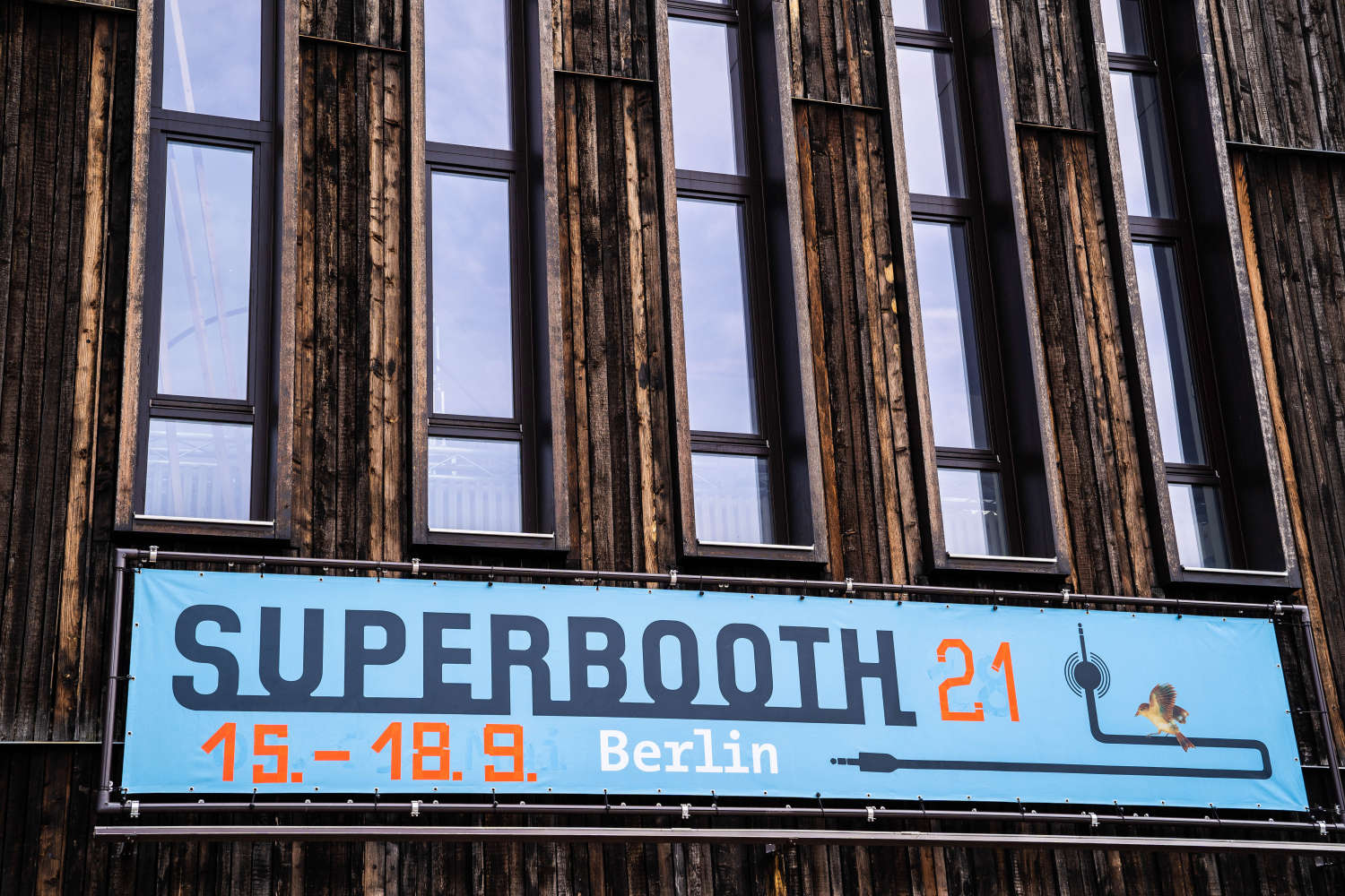 Reportage I SUPERBOOTH 21