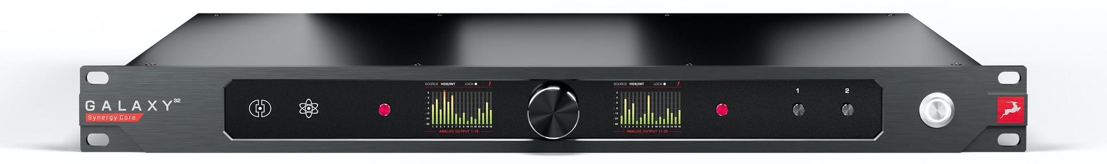 Antelope Audio Galaxy 32 Synergy Core bald im Handel