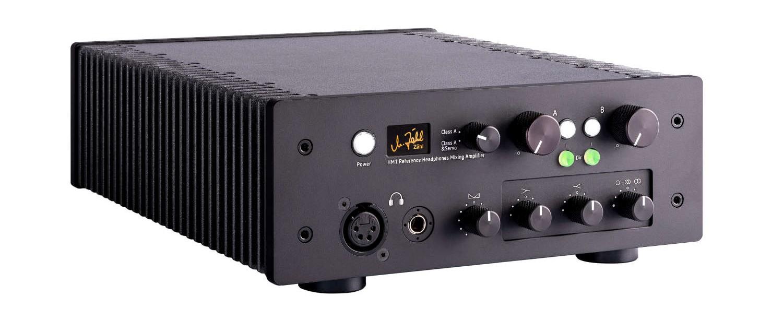 audioNEXT präsentiert den Referenz-Kopfhörer-Verstärker HM1 von Zähl